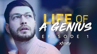 "Download Xfinity Presents: Life of a Genius | Season 2, Episode 1 ""A New Beginning"" Video"