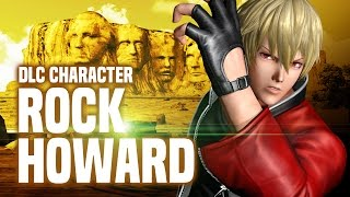 Download KOF XIV: Rock Howard DLC Character Video