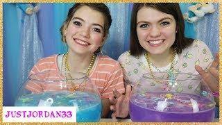 Download Surprise Fish Bowl Slime Challenge / JustJordan33 Video