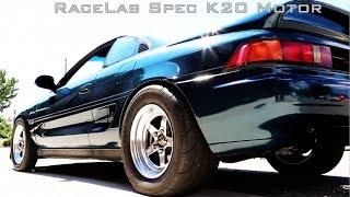 Download RaceLab Turbo K20 MR2 battles FL2K streets - DVD OUT NOW! Video