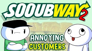 Download Annoying Customers Video