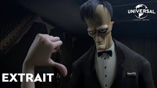 Download La Famille Addams - Extrait ″Générique joué par Max et La Chose″ VF [Au cinéma le 4 décembre] Video