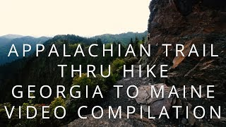 Download Appalachian Trail Thru-Hike Documentary Georgia to Maine Compilation Video