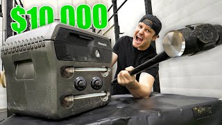 Download BREAKING INTO $10,000 OF LOST AIRPORT LUGGAGE!! (Buying $10,000 Lost Luggage Mystery Auction) Video