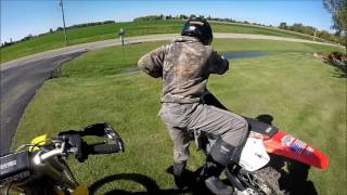 Download The Honda Cr250 Broke!!! Video