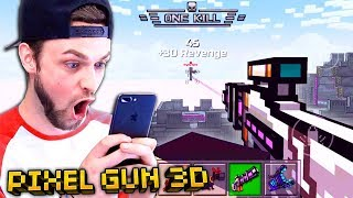 Download I hit the CRAZIEST shot... ON MY PHONE! Video