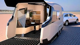 Download AWESOME AND INNOVATIVE CAMPERS YOU WOULD LIKE TO HAVE Video