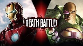 Download Iron Man VS Lex Luthor (Marvel VS DC) | DEATH BATTLE! Video