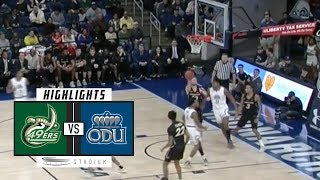 Download Charlotte vs. Old Dominion Basketball Highlights (2018-19) | Stadium Video