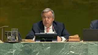 Download António Guterres (UN Secretary-General) on the Responsibility to Protect Video