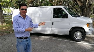 Download Van Tour: Cargo Van to Camper Van Conversion. (Super Stealth!) Video
