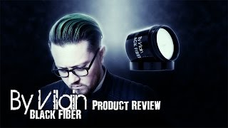 Download Men's hair I Styling With a Fiber Wax I By Vilain Black Fiber Review Video