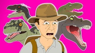 Download ♪ JURASSIC PARK 3 THE MUSICAL - Animated Parody Song Video