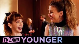 Download Outtakes | ″Post Truth″ | Younger (Season 4) | Paramount Network Video