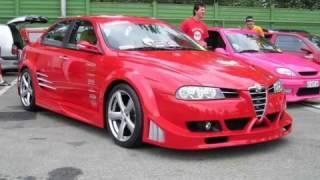 Download Alfa Romeo 156 Tuning style Video