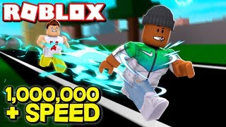 Download 1,000,000 SPEED!! | Roblox Speed Simulator 2 Video
