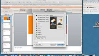 Download How to design a theme on PowerPoint for Macs Video