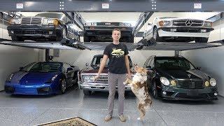Download All 20 of My Cars Are BROKEN, Including the Cheapest E63 AMG Wagon AGAIN! Video