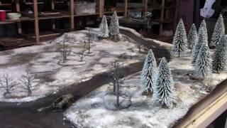 Download Terrain Table Special Series Battle of the Bulge Part 6 Video