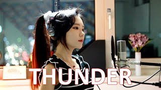 Download Imagine Dragons - Thunder ( cover by J.Fla ) Video
