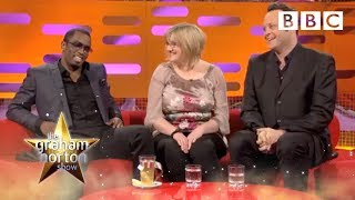 Download P. Diddy & Vince Vaughn give farting advice 💨 | The Graham Norton Show - BBC Video