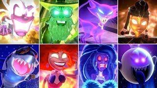 Download Luigi's Mansion 3 - All Bosses (No Damage) Video