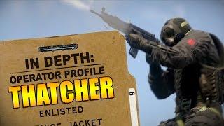 Download Rainbow Six Siege - Operator Profile: THATCHER Video