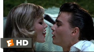 Download Cry-Baby (6/10) Movie CLIP - How to French Kiss (1990) HD Video