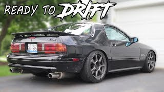Download RX7 Rear-Steer Delete is Finished! Video