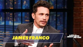 Download James Franco Shares Tommy Wiseau's Personal Voice Memo Video