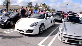 Download Cars and Coffee 1-22-2017 Palm Beach Florida Video
