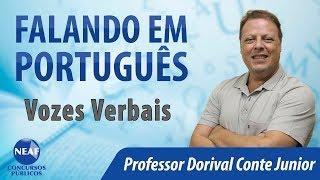 Download Falando em Português Vozes Verbais Video