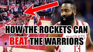 Download The ONLY Way The Rockets Can BEAT The Warriors In The NBA Playoffs Video
