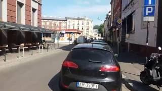 Download Spokojny niedzielny poranek na krakowskim Kazimierzu podczas ŚDM - 31.07.2016 Video