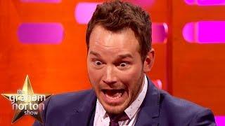 Download The Chris Pratt Epic Card Trick Fail - The Graham Norton Show Video