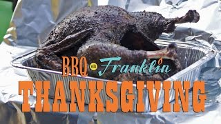 Download BBQ with Franklin: Thanksgiving part 1 Video