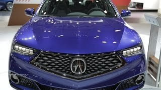 Download 2018 Acura TLX A-Spec - Exterior And Interior Walkaround - Debut at NYIAS 2017 Video