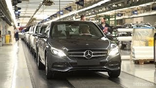Download Mercedes-Benz C-Class Production Video