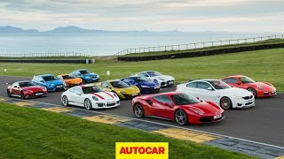 Download The Best Sports Cars Tested | Britain's Best Driver's Car 2016 | The Grand Finale Video
