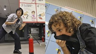 Download Simulador de TEMBLORES e INCENDIOS en Japón Video