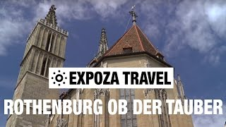 Download Rothenburg ob der Tauber (Germany) Vacation Travel Video Guide Video