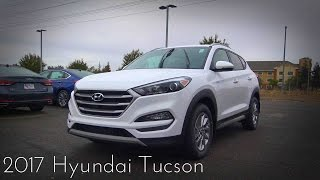 Download 2017 Hyundai Tucson Eco 1.6 L Turbo 4-Cylinder Review Video