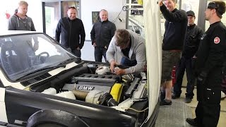 Download How to turbo BMW m50/m52 engine, part 10 - Dyno meet Video