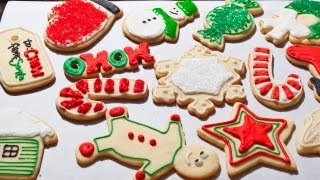 Download How to Make Easy Christmas Sugar Cookies - The Easiest Way Video