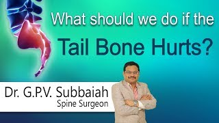 Download Hi9 | What should we do if the Tail Bone Hurts? | Dr. G.P.V.Subbaiah | Spine Surgeon Video