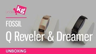 Download Fossil Q Reveler & Dreamer Unboxing [4K] Video