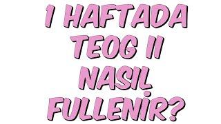 Download 1 HAFTADA TEOG 2 NASIL FULLENİR Video