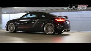 Download The new Audi TTRS 2,5 TFSI by HG-Motorsport Part 2 Video