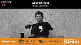 Download E661: George Hotz founder Comma.ai on vision & tech behind his Tesla rival, self-driving car startup Video