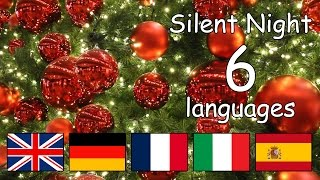 Download Silent Night in different languages with lyrics | Happy Children Video